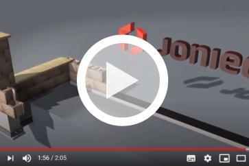 Instrukcja budowy ogrodzenia z firmą JONIEC®