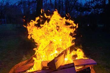 Płomiennie jesiennie