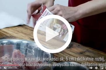 Jak zrobić potrawkę z szynki z szynkowaru Browin?