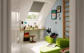 Przesłony wewnętrzne do okien dachowych – rolety, żaluzje i moskitiery