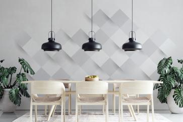 Tapety 3D przestrzenne - jakie wybrać na ścianę do salonu, kuchni czy pokoju?