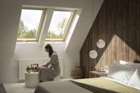 Okna dachowe – akcesoria i rozwiązania sprzyjające zdrowiu