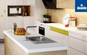 Artykuł: Piękne i praktyczne zlewozmywaki stalowe