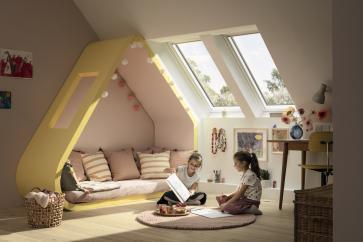 Komplet korzyści na przyszłość z nowymi oknami dachowymi