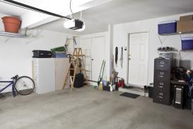 Czym wykończyć podłogę w garażu?