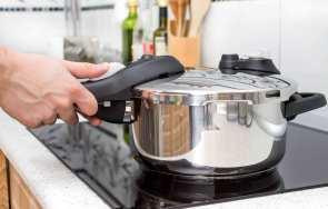 Garnki i naczynia do energooszczędnej kuchni