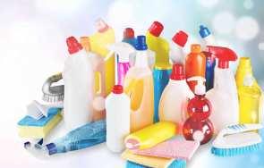Chemia do sprzątania łazienki