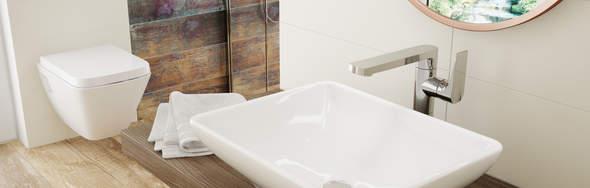 Artykuł: Mała łazienka, wiele możliwości
