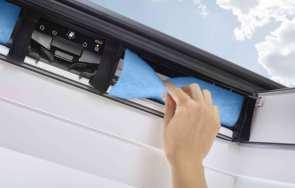 Jak konserwować okna dachowe