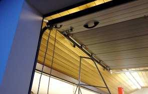 Oświetlenie garażowe