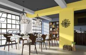 Jak łączyć kolory na ścianach w mieszkaniu?