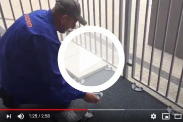 Jak zamontować płyty na balkonie metodą tarasu wentylowanego?
