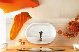 Montaż umywalki nablatowej