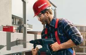 Artykuł: fischerpolska Jak wybrać wiertło do betonu?