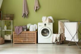 Funkcjonalna pralnia w domu