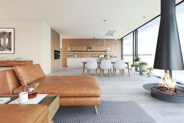 Spokój i szczęście w Twoim domu? Odkryj wnętrza w stylu hygge.