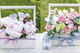 DIY czyli ZRÓB TO SAM! Kwiatowy bukiet prezentowy
