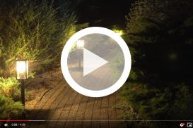 Lampy i lampki, wybierz najlepsze oświetlenie ogrodowe