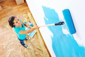 Jak prawidłowo pomalować ściany – malowanie ścian bez błędów