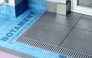 zdjęcie: Mata uszczelniająca BOTAMENT® AE – najlepszy wybór do izolacji tarasu, balkonu i łazienki