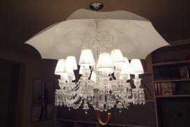 Oświetlenie sufitowe – żyrandole nie tylko do pokoju