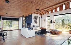 Strefy funkcjonalne domu