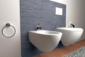 Wyposażenie łazienki na rzecz czystości – sprzęty podwieszane i ogrzewanie w łazience