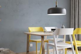 Efekt betonu na ścianie. Farba betonowa Primacol Decorative!
