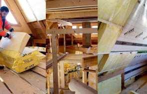 Artykuł: Jak powstał dach w domu Kamila Stocha?