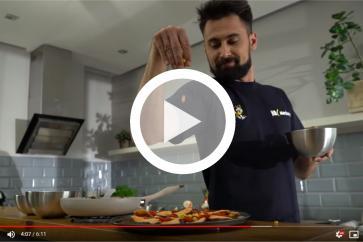 Włoska Pizza Fit - niezbędne akcesoria
