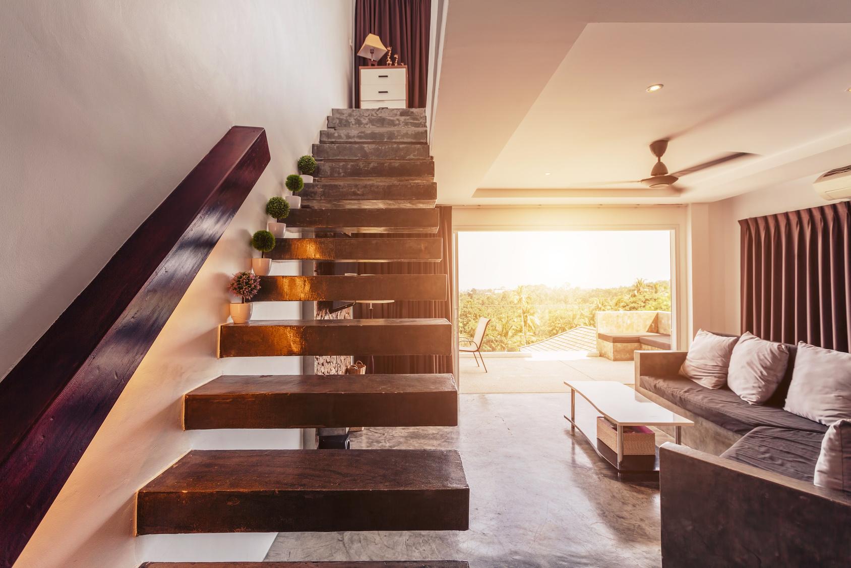 schody-do-malego-domu