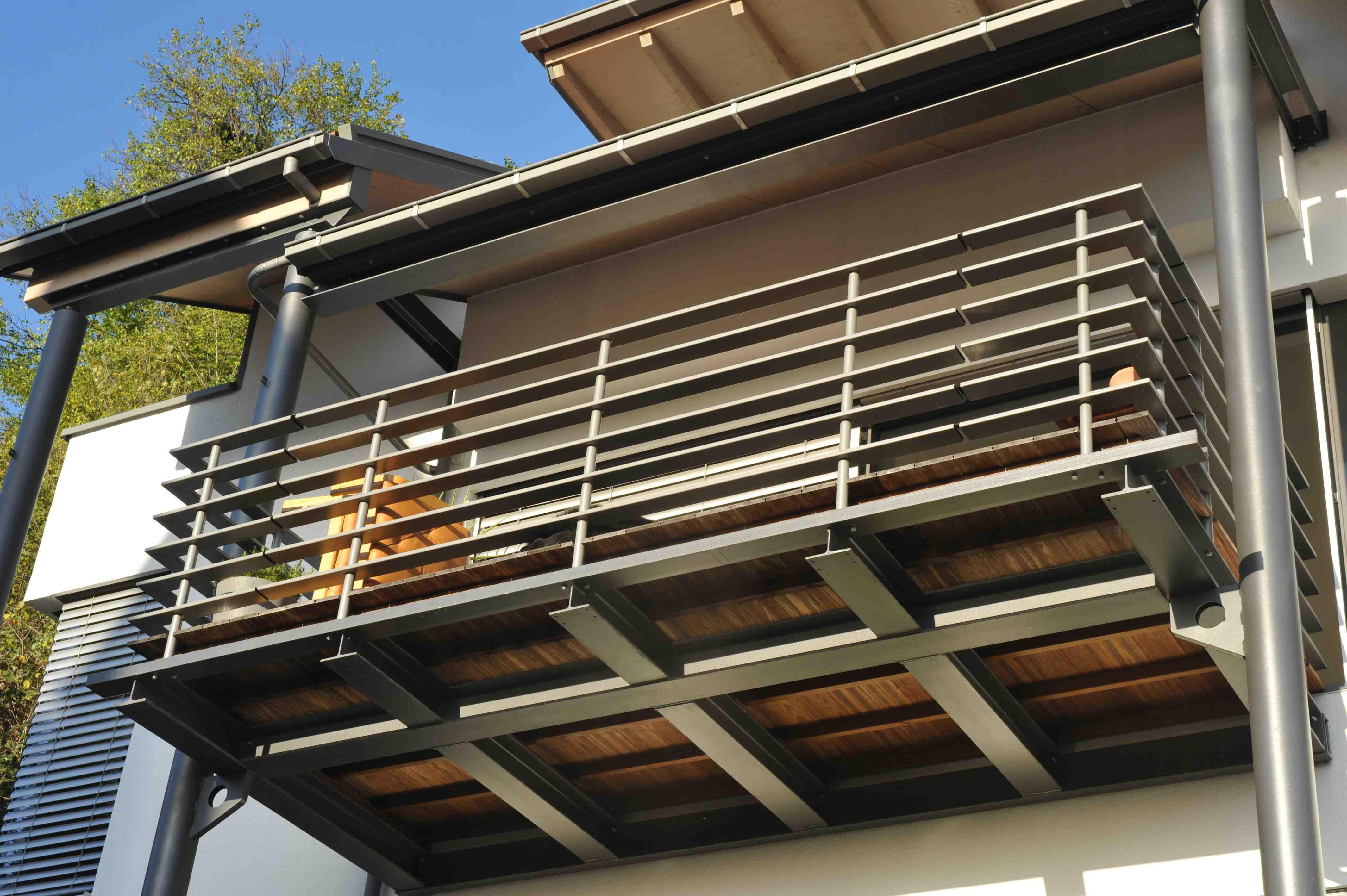 Rodzaje Balkonów Grupa Psb Materiały Budowlane
