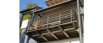 Rodzaje balkonów