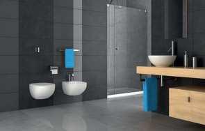 zdjęcie: Folia w płynie Knauf Hydro Flex - zabezpieczenie łazienki przed wilgocią i pleśnią