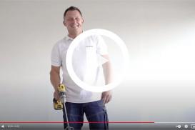 Jak szybko i łatwo może wyglądać gipsowanie z zestawem narzędzi KUBALA?