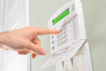 System alarmowy w domu