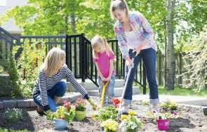 KALENDARIUM: WIOSNA - Sezon w ogrodzie