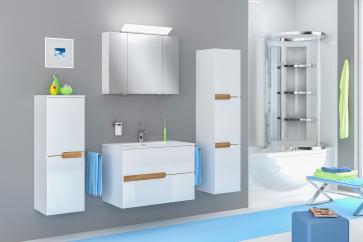 Nowoczesne i ergonomiczne meble łazienkowe z kolekcji SPECTRA!