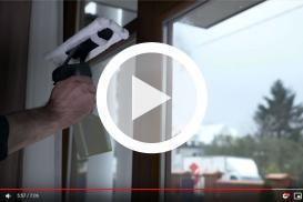 Szybkie i sprawne mycie okien z myjką Karcher!