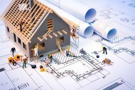 Harmonogram prac budowy domu jednorodzinnego do stanu surowego zamkniętego