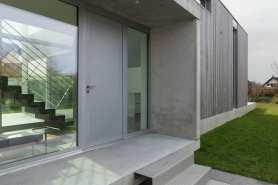 Elementy stylu industrialnego w architekturze domów jednorodzinnych