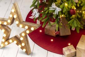 Dekoracje świąteczne i domowe LED EMOS – rozświetlą Twoje święta