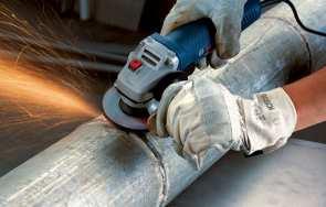 Jesteś profesjonalistą? Wybierz szlifierkę kątową firmy Bosch GWS 7-125!