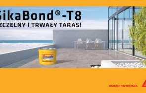 Artykuł: Dlaczego SikaBond®-T8 jest tak popularny?