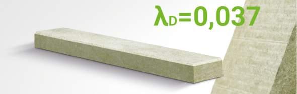 Artykuł: Wełna skalna PETRALANA w izolacji termicznej, akustycznej i przeciwogniowej stropów