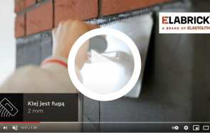 Jak prawidłowo zamontować płytki klinkierowe Elastolith ELABRICK? Instrukcja krok po kroku!