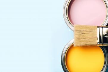 Rodzaje farb do ścian – czym się różnią poszczególne farby do wnętrz?
