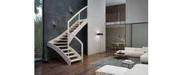 Jak zaplanować schody w salonie