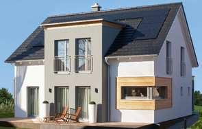Balkon francuski – nowoczesny detal na elewacji