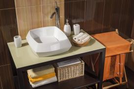 Rodzaje umywalek łazienkowych z ceramiki